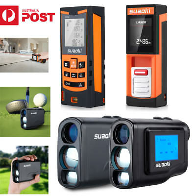 20/40/60/100/600M Digital Laser Distance Meter Measurer Area Volume Range Finder