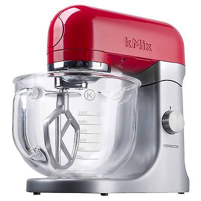 Kenwood KMX51G kMix Kitchen Machine Stand Mixer Glass Bowl 1 year warranty