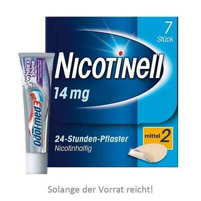 NICOTINELL 35 mg 24 Stunden 7St PZN 03764531