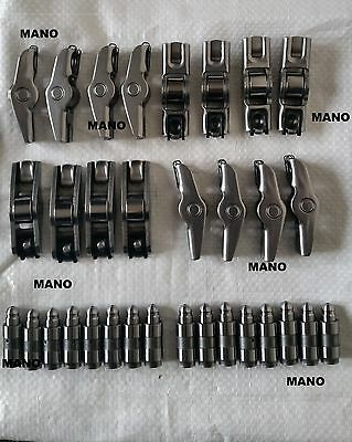 16 Rocker Arms Hydraulic Lifters Chrysler Voyager Doge Jeep Cherokee 2.5 2.8