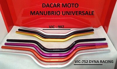 HANDLEBARS UNIVERSAL SECTION VARIABLE 22mm/28mm RED BLACK GOLD GREY LILAC