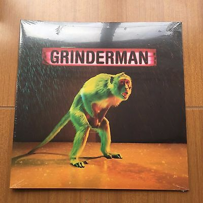 Reduced Price NEW SEALED Grinderman Debut Vinyl LP Nick Cave Bad Seeds