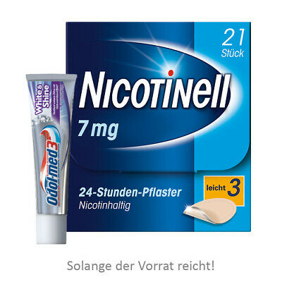 NICOTINELL 17,5 mg 24 Stunde 21St PZN 00110065