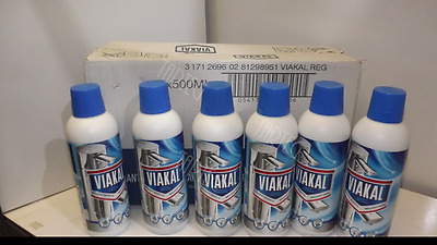 Viakal Limescale Remover  500 ml, Pack of 10