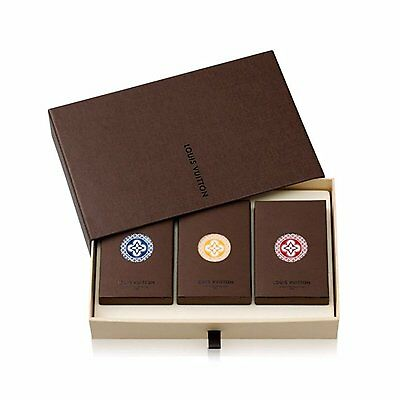 LOUIS VUITTON card set Trump M65460 Rare Free With Tracking from JAPAN