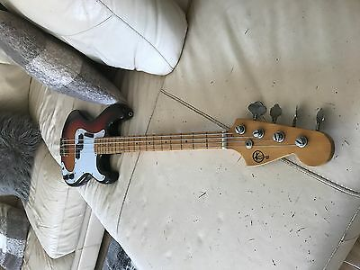 Vintage Kay Bass Guitar. Right Handed.