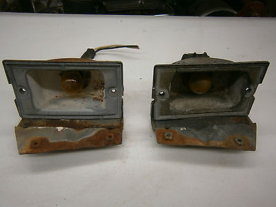 1968 Ford Falcon Parking Light Housing