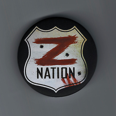 Z NATION BUTTON BADGE - 58mm