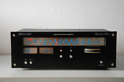 Marantz Model 2100 AM / FM Stereo Tuner analog - black / schwarz