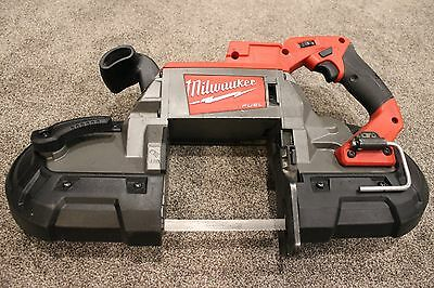 Milwaukee 2729-20 Fuel Brushless Portable Band Saw Bare Tool