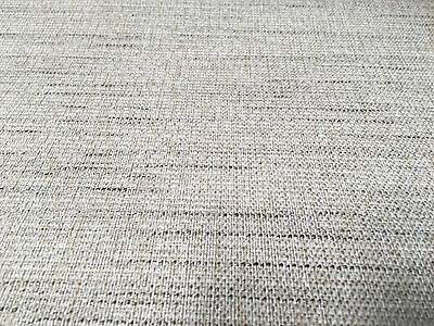 Reano Plain Natural  Upholstery Fabric ( M & S ) 10.5 Metres