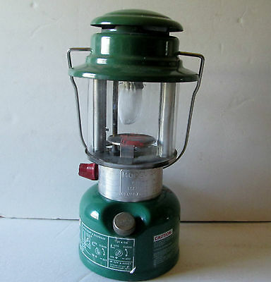 Vintage Coleman Lantern Model No. 321B Made In Canada 1981
