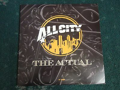 All City 12  The Actual/priceless