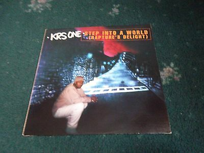 Krs1 Step In To A World 12