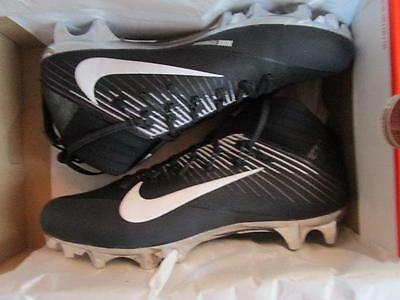 Nike Vapor Untouchable 2 PE TD Football Cleats Various Sizes Black White  Silver