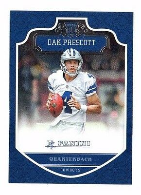 2016 Panini, Cowboys, Team Set !! 14 Cards !! Dak Prescott, Ezekiel Elliott !!