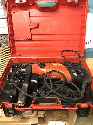 Hilti DD 110-D Diamond Core Drill 110v Lot 1