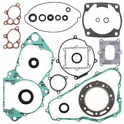 Honda CR500R, 1985-1988, Complete/Full Gasket Set with Seals - CR 500/CR500