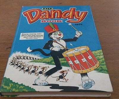 Dandy Annual 1974