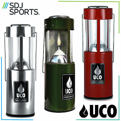 Uco 9 Hour Original Safety Candle Lantern For Camping & Outdoors