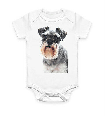 Funny Dog Cute Cool Baby Grow Bodysuit Baby Suit Ideal Gift Unisex 2381