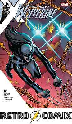 Marvel All New Wolverine #21 First Print New/unread Bagged & Boarded