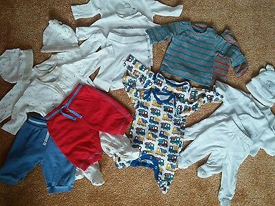 twin baby boys clothes 0-3 months
