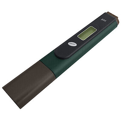 Hydroponics Best Accurate Electric PH Meter Stick Pen Soil Pool Water Tester UK