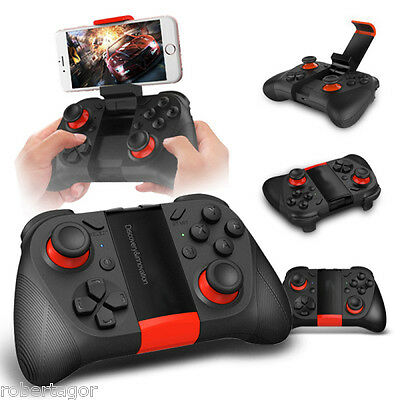Gamepad Joystick Controller Stand Giochi Wireless Android Tv Ios Pc Bluetooth