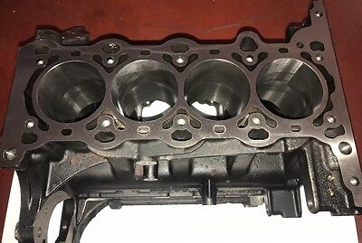 VAUXHALL Astra Corsa 1.4 Turbo A14NET engine Block OPEL Cylinder Block