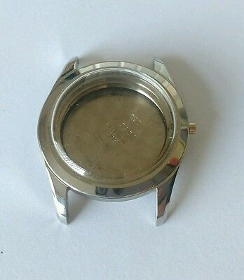 Longines 10 1/2 Line Stainless Steel Swiss Made Case Inside Diameter 26.50mm