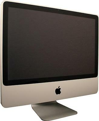 "Apple iMac 24"" 2009 Core 2 Duo 3.06GHz iMac9,1 320GB HDD / 4GB RAM / #4682"