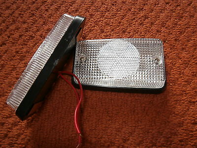 Trailer / Caravan /any Vehicle 12 Volt /  Front Marker Light
