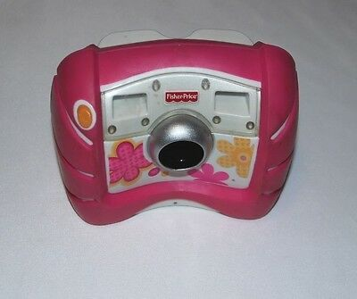 Fisher Price Kid-Tough Digital Camera - Pink