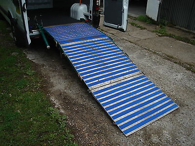 Heavy Duty Loading Ramp 500Kg