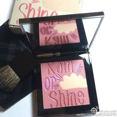 Burberry SS15 Rain or Shine Blush Highligter Limited Edition