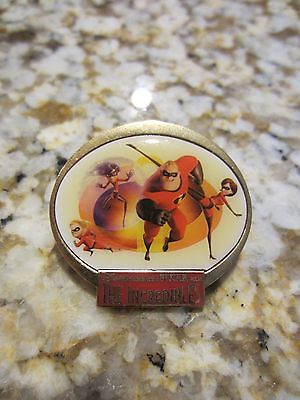 2004 Disney pin The Incredibles Collection The Family Pin Rare Violet Dash HTF !