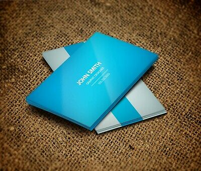 5000 BUSINESS CARD 2 SIDED Full Color 16pt card stock Gloss or Matte Finishing