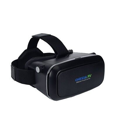 3D VR Glasses for Samsung iPhone 4-6 inch Smartphones Virtual Reality Headset