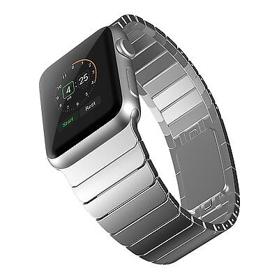 Apple Watch Strap Replacement Band Stainless Steel Bracelet 42mm for iWatch 2017
