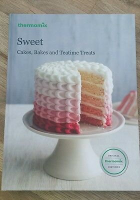 SWEET Thermomix TM5 cookbook