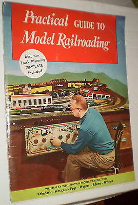 Practical Guide to Model Railroading (1952)
