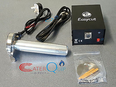 EasyCut Metal Doner Kebab Slicer Cutter Brand New Boxed plus All Accessories