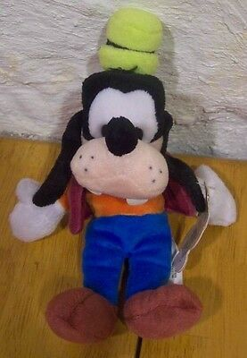 "Disneyland Disney World GOOFY 9"" Plush STUFFED ANIMAL Toy"