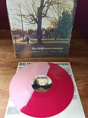Real Friends - Everyone that Dragged you Here Vinyl Record - US IMPORT Pop-punk