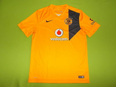Shirt KAIZER CHIEFS (M) NIKE 2014/2015 PERFECT !!! Trikot home