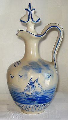 Vintage Francois Lubbi Pitcher (France)