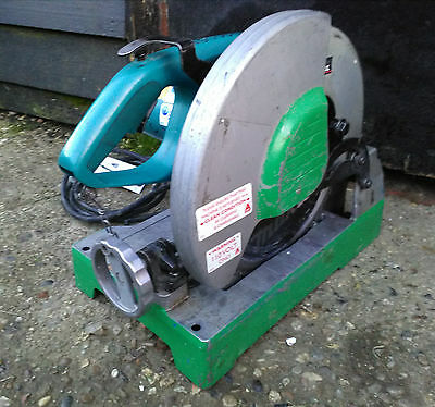 "Makita LC1230 12"" Metal Cut Off Saw Cutting Chop Saw 110V  £150 +vat"