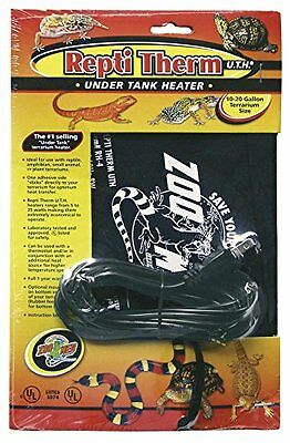 Zoo Med Reptitherm Under Tank Heater, Small