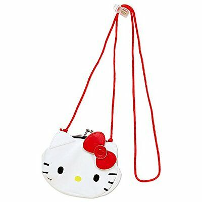 Hello Kitty face shaped purse rope Perth
